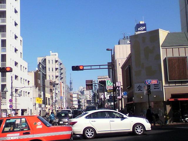 3月4日の東京