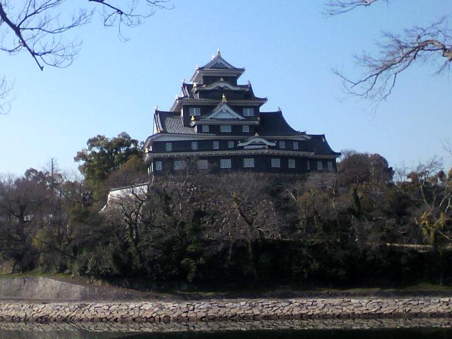 岡山城・後楽園