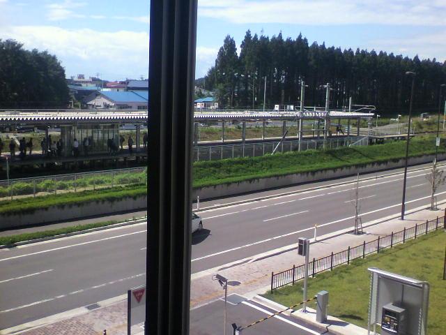 青森新幹線新青森駅