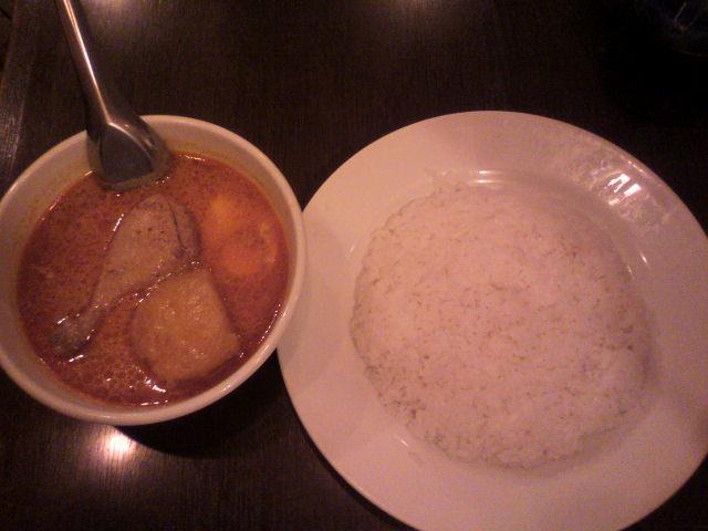 タイ料理メーヤウさん