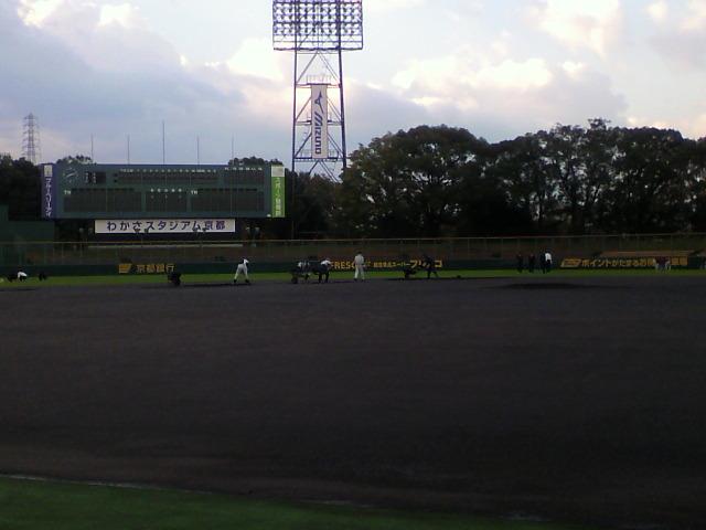 京都野球検診