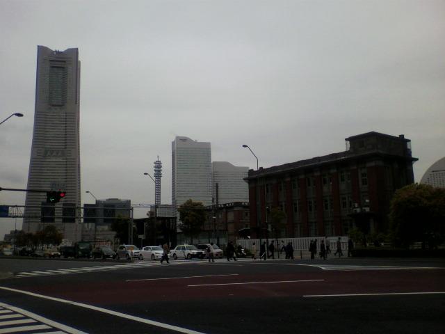 横浜から大阪へ
