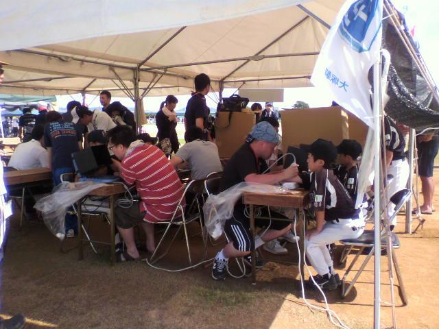 徳島野球検診3<br />  日目