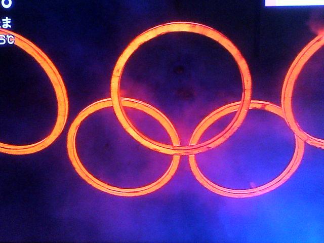ロンドンオリンピック開幕