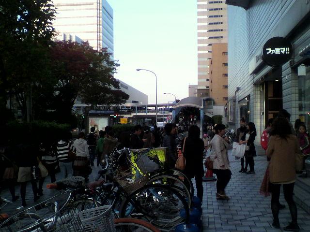 新横浜2日目