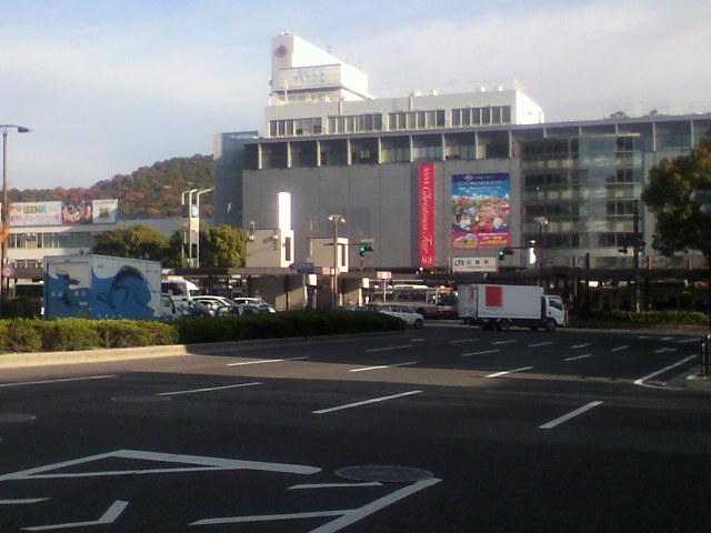 広島から戻ります