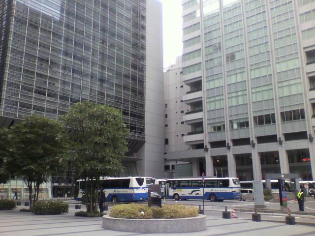 東京での仕事