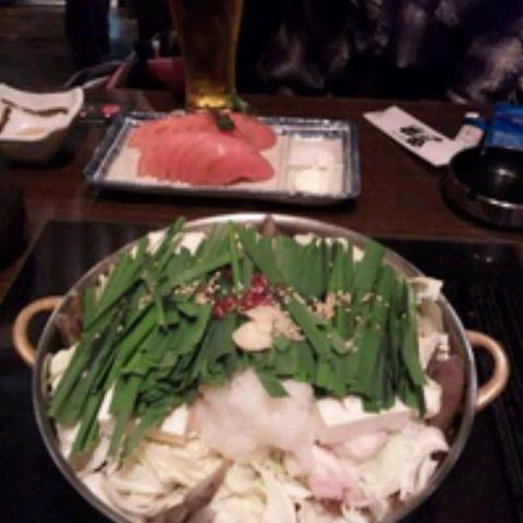 新宿でもつ鍋