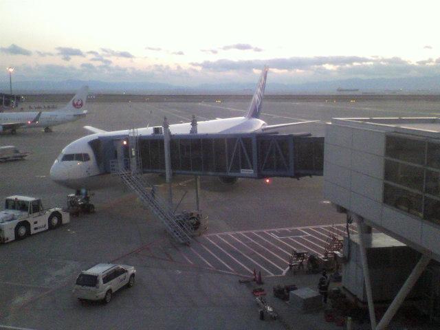 松山から札幌へ