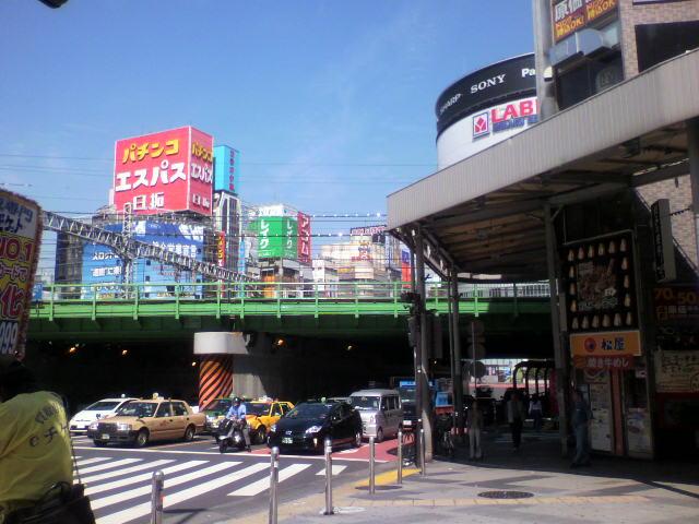 新宿、秋葉原