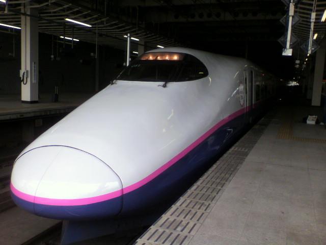 仙台から埼玉自宅へ