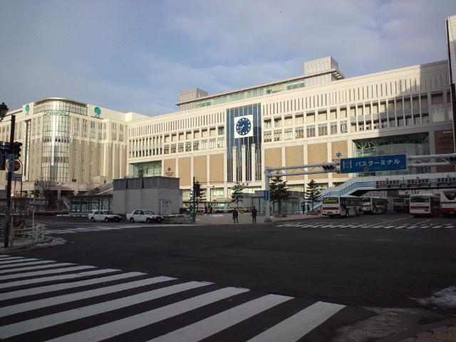札幌から戻ります