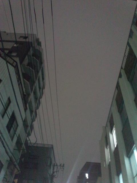 関東は小雪
