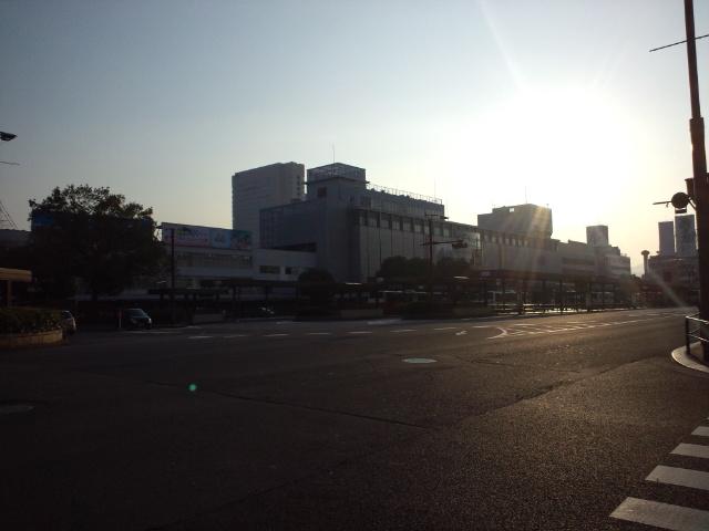 広島から名古屋へ