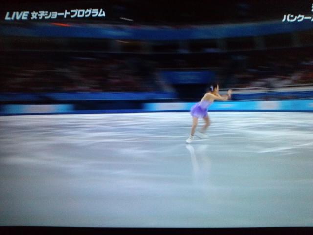 ソチオリンピック浅田真央ちゃん