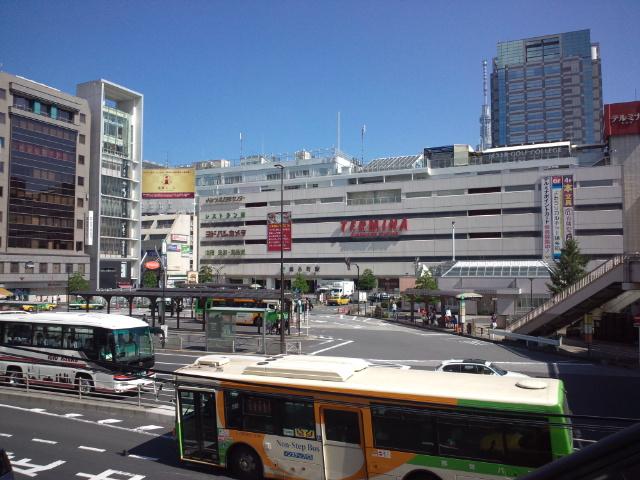 錦糸町2日目