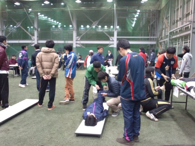 仙台野球検診