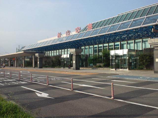 松山から仙台へ