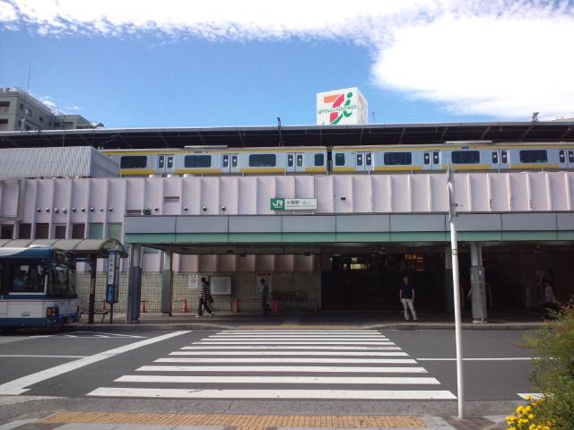 小岩、新宿