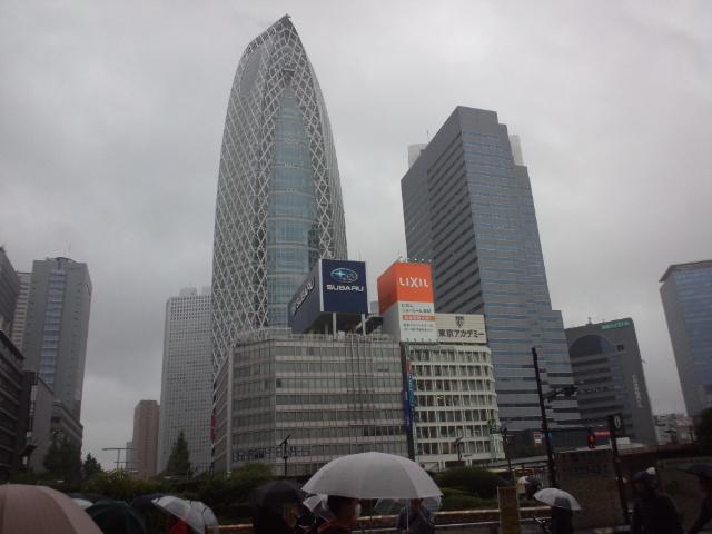 新宿、荻窪