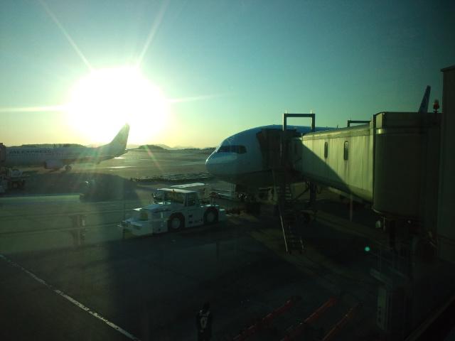 広島から戻って