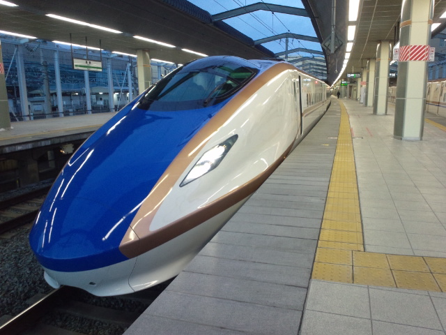 埼玉から長野へ