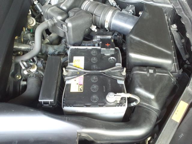 自動車バッテリー上がり