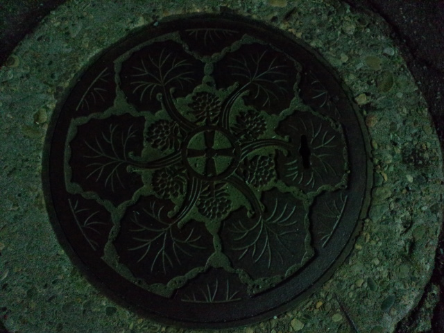 ご当地マンホール秋田市