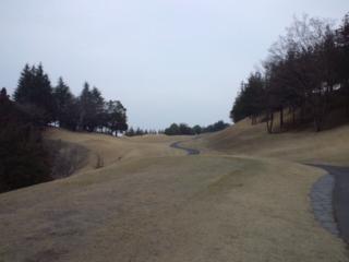 今年2度目のゴルフ