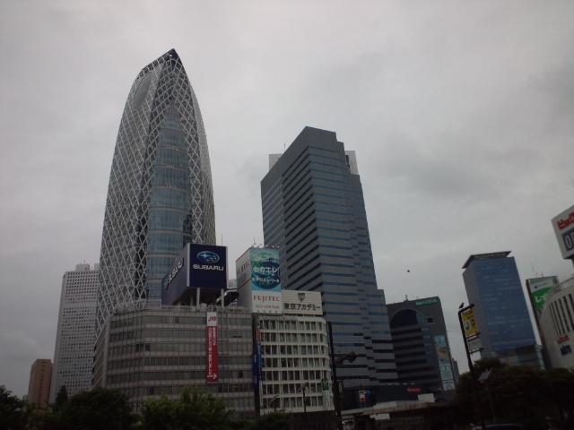 都内から京都へ