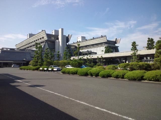 京都から戻ります