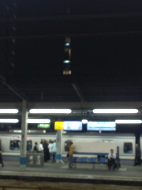 新宿から千葉へ