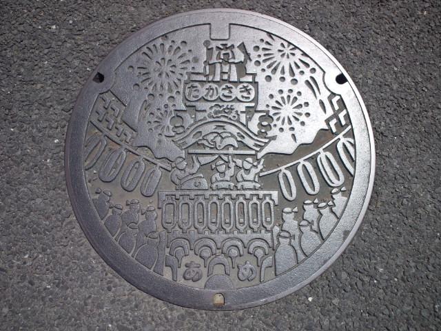 ご当地マンホール高崎