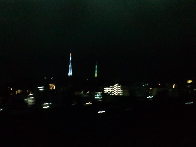 横浜から仙台へ