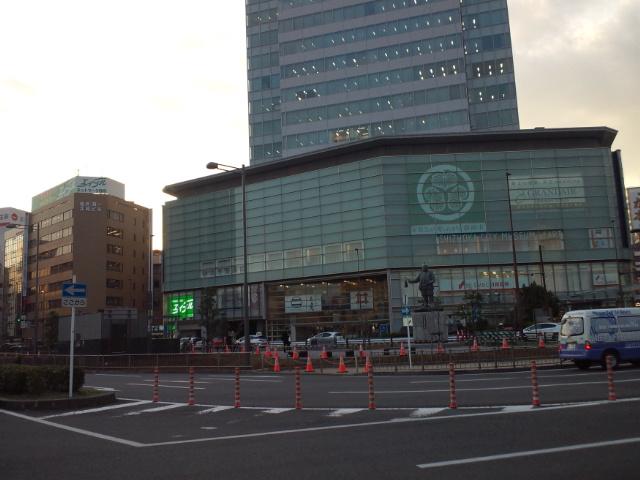 連日の静岡