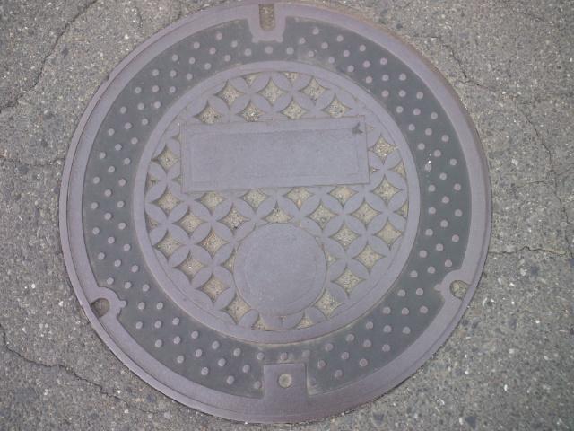 ご当地マンホール栃木県結城市